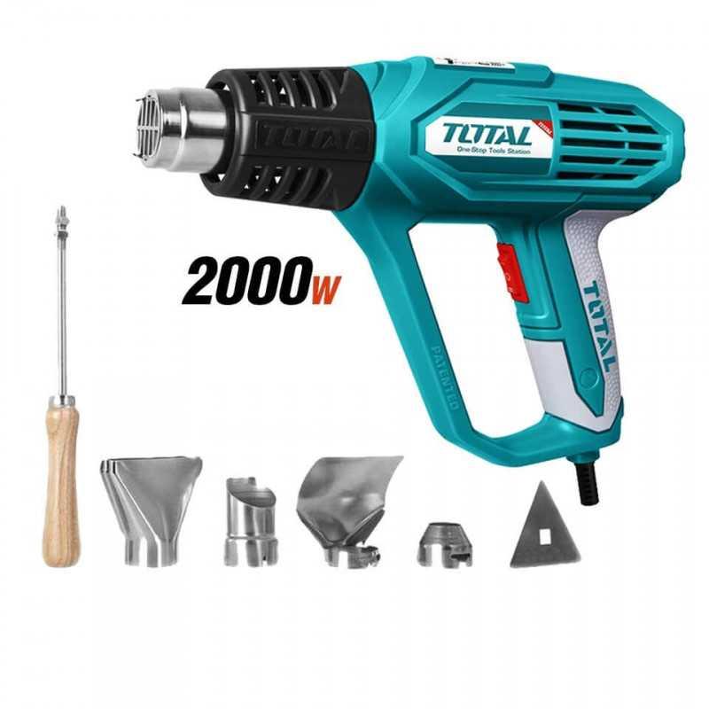 Pistola de Calor 2000W Total Tools TB1206