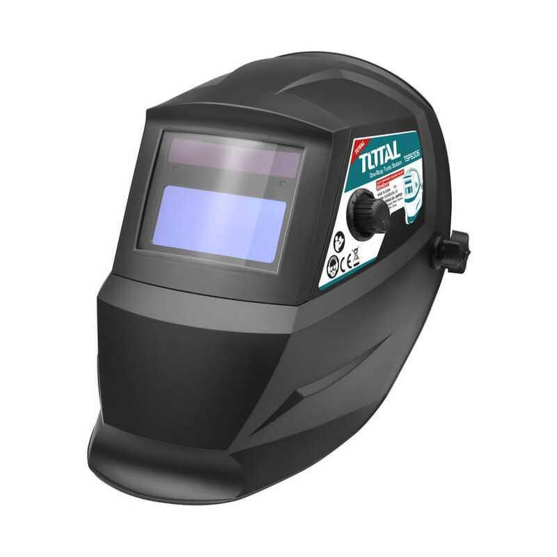 Máscara para soldar fotosensible 92×42mm Total Tools TSP9306