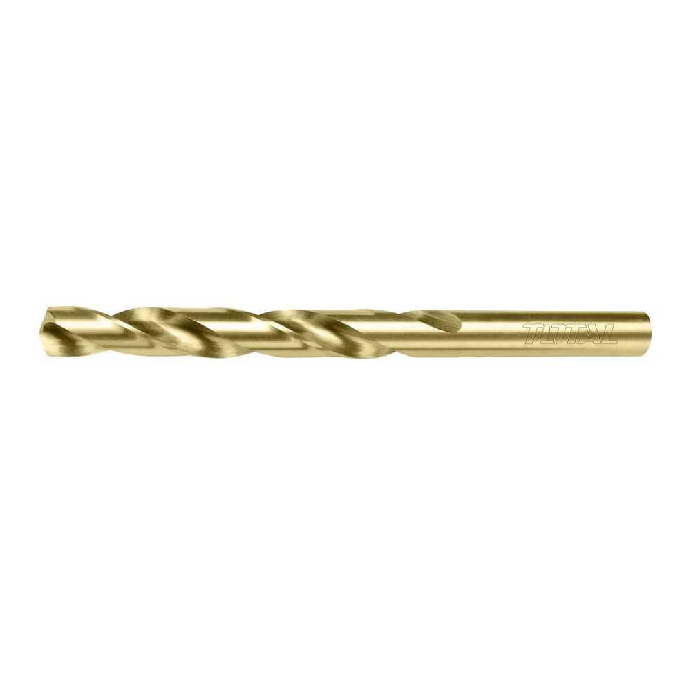Broca Metal HSS 8mm 5 pcs Total Tools TAC100803