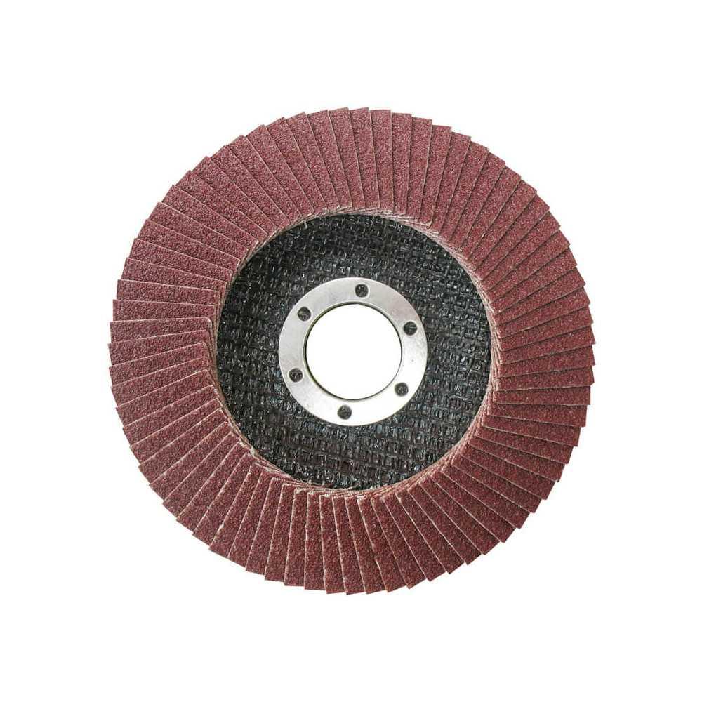 """Disco Flap 4 -1/2"""" (115x22 mm) G80 Total Tools TAC631153"""