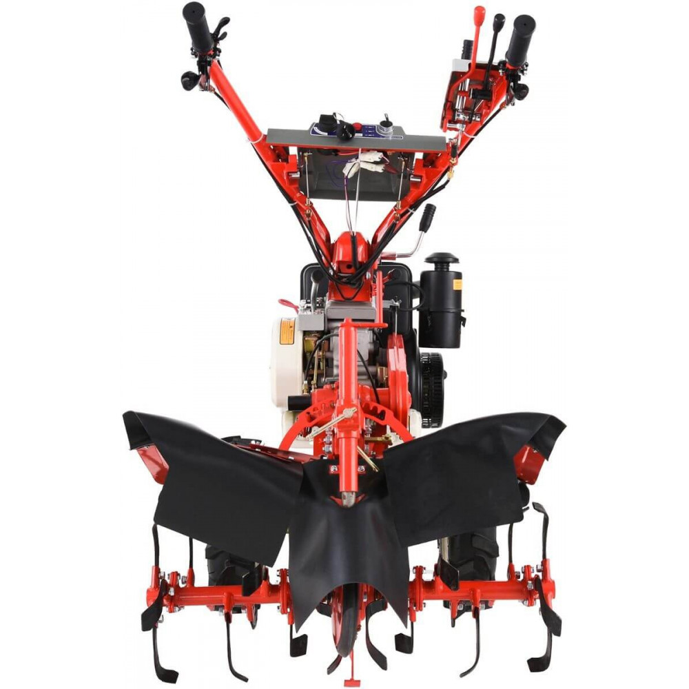 Motocultivador Partida Eléctrica Diésel 10 HP KDT910E Kipor 600000103