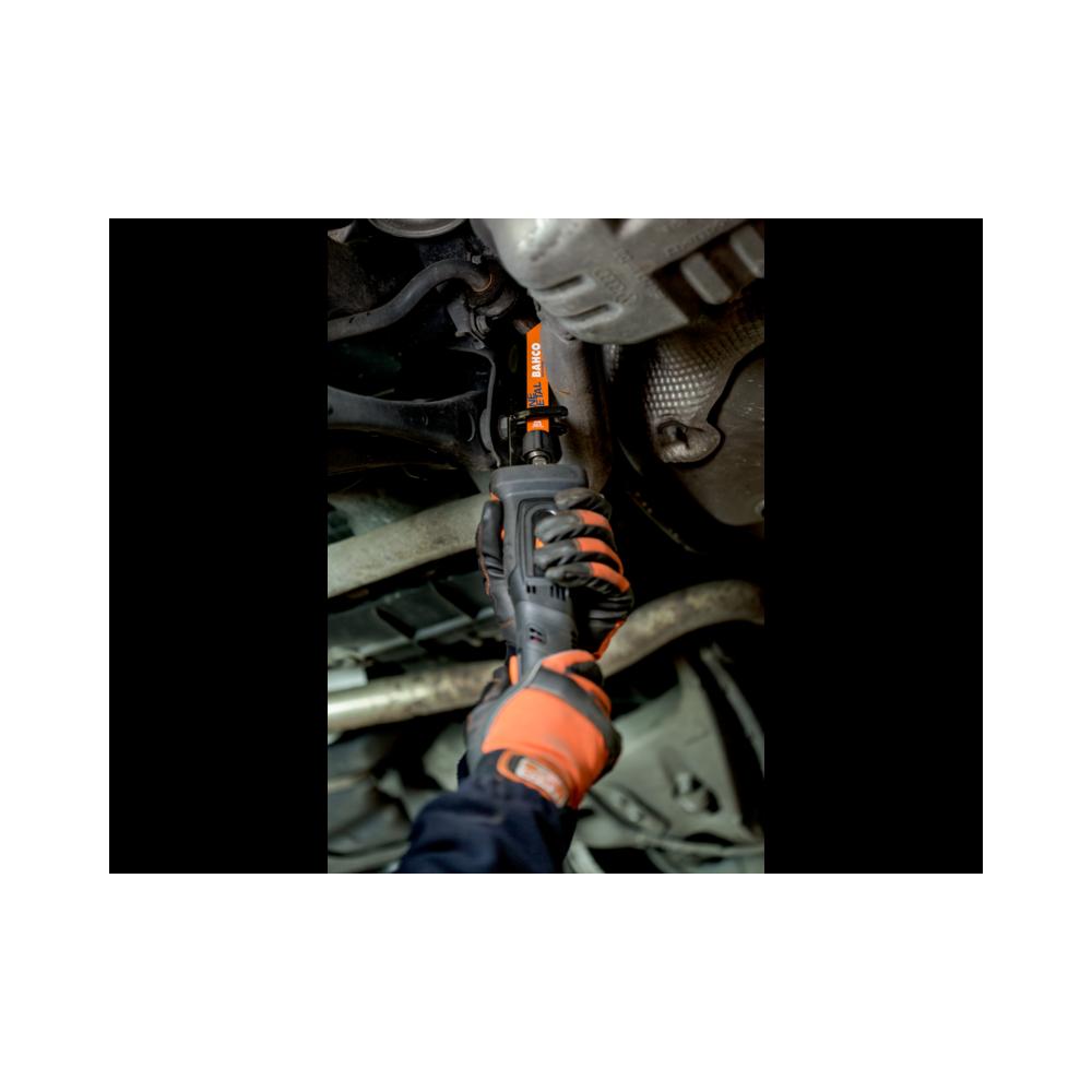 Sierra Reciproca Inalámbrica 14.4V + 2 Baterías + Cargador + Bolso Bahco BCL32RS1K1