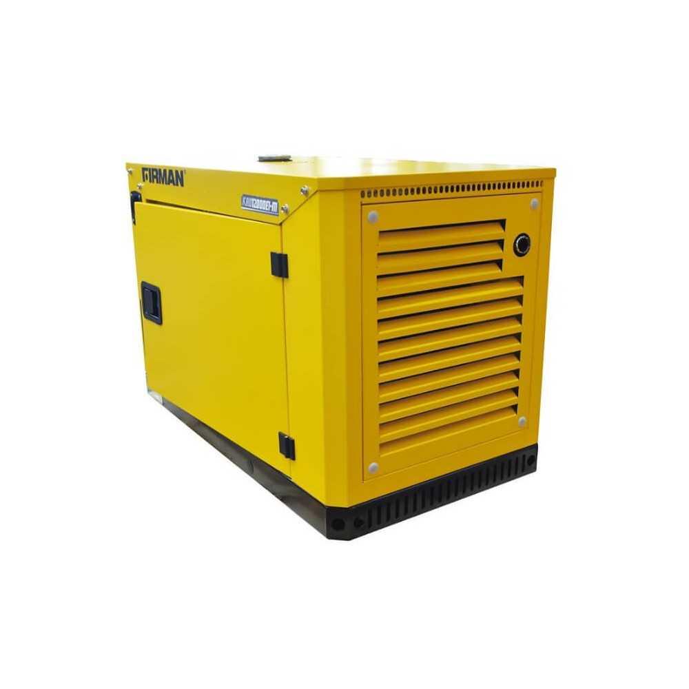 Generador Eléctrico Diésel 10 KVA 220V P/E Insonoro KRD12000EI-M Krafter 4482000015002