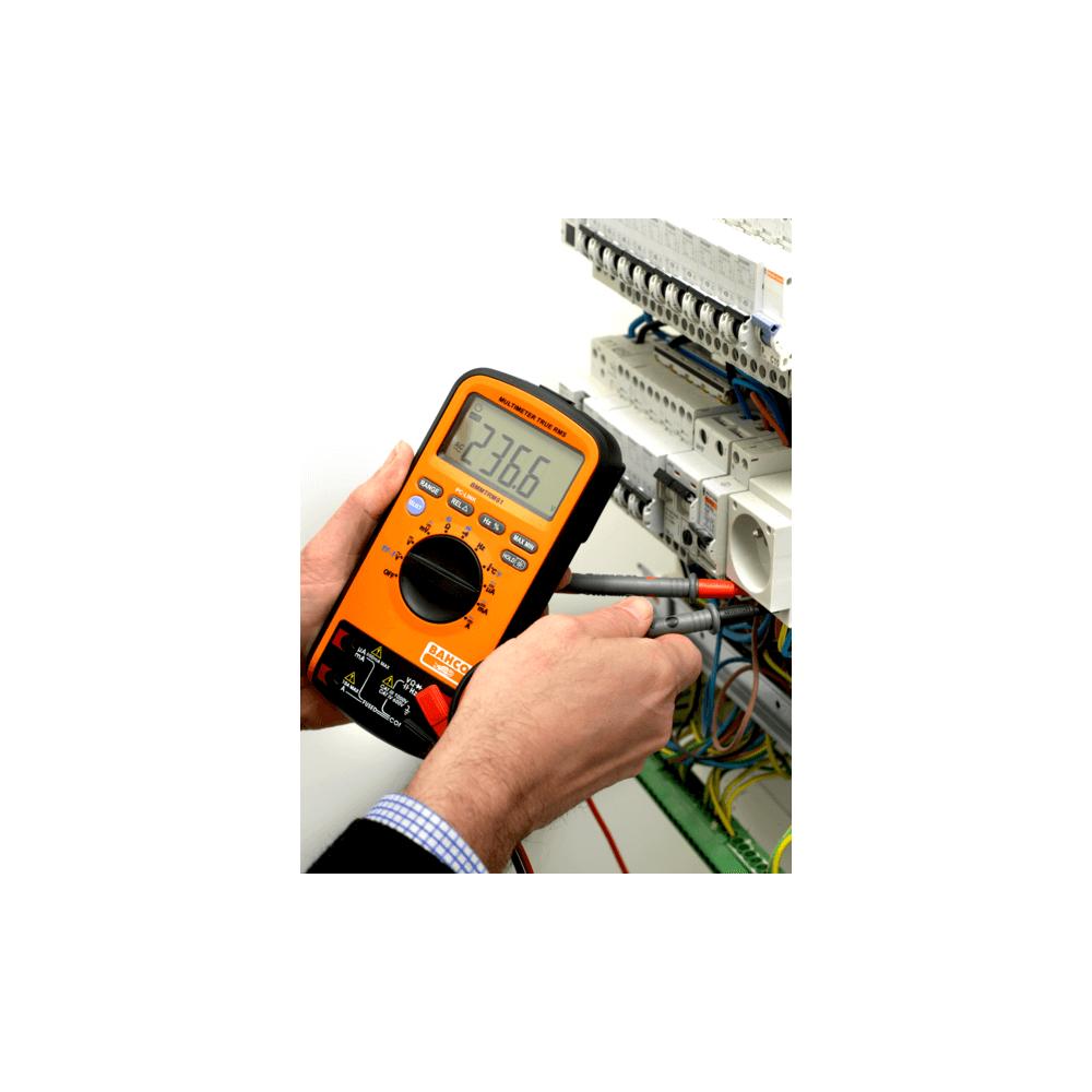 Tester-Multimetro Digital Bahco BMMTRMS1