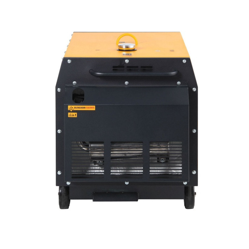 Generador Eléctrico Insonorizado Trifásico Diesel 10 Kva KDE 12000 TAF 3 Kipor 305010020