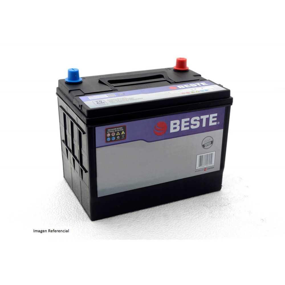 Batería de Auto 12V 72Ah Positivo derecho Beste 3957113GB