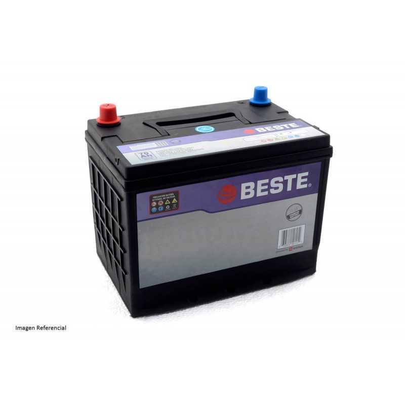 Batería de Auto 12V 80Ah Positivo derecho Beste 3958014GB