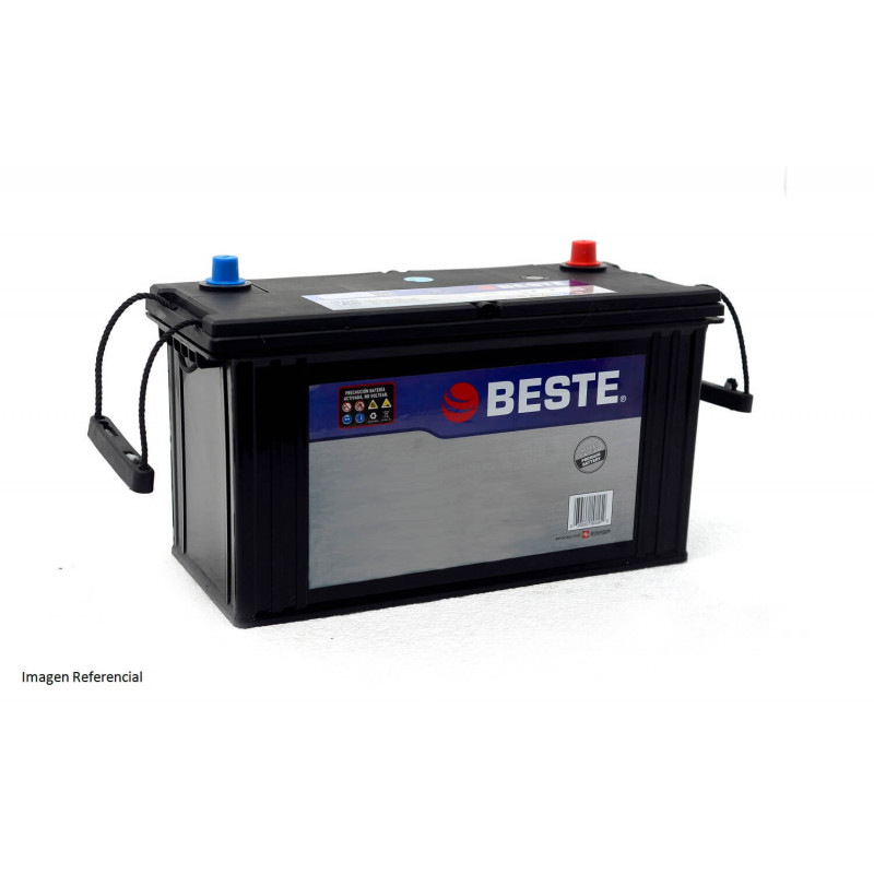 Batería de Auto 120Ah Positivo derecho Beste 39N120GB