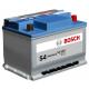 Batería de Auto 55Ah Positivo Derecho Bosch 39S455D-E