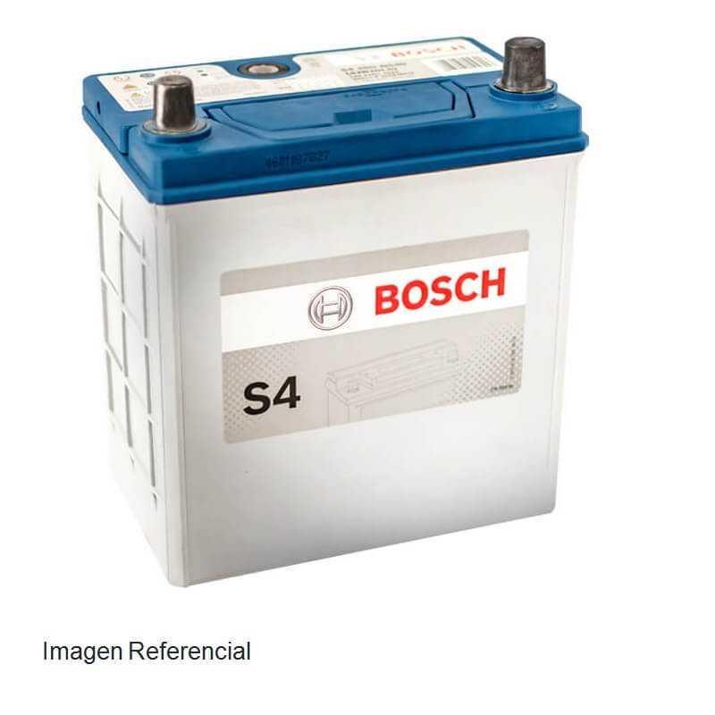 Batería de Auto 60Ah Positivo Izquierdo Bosch 3955D23RMF