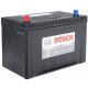 Batería de Auto 90Ah Positivo izquierdo Bosch 39NX120-7MF