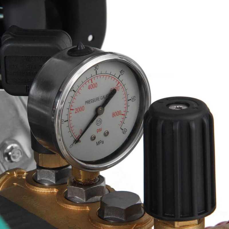 Hidrolavadora Gasolina Alta Presión Agua caliente 7.0Hp IP5000HW Power Pro 103010409
