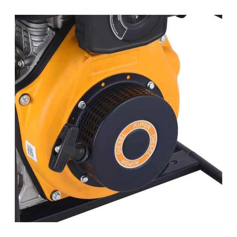 Generador Eléctrico Diesel 3.2 Kva KDE-3500X Kipor 305010001