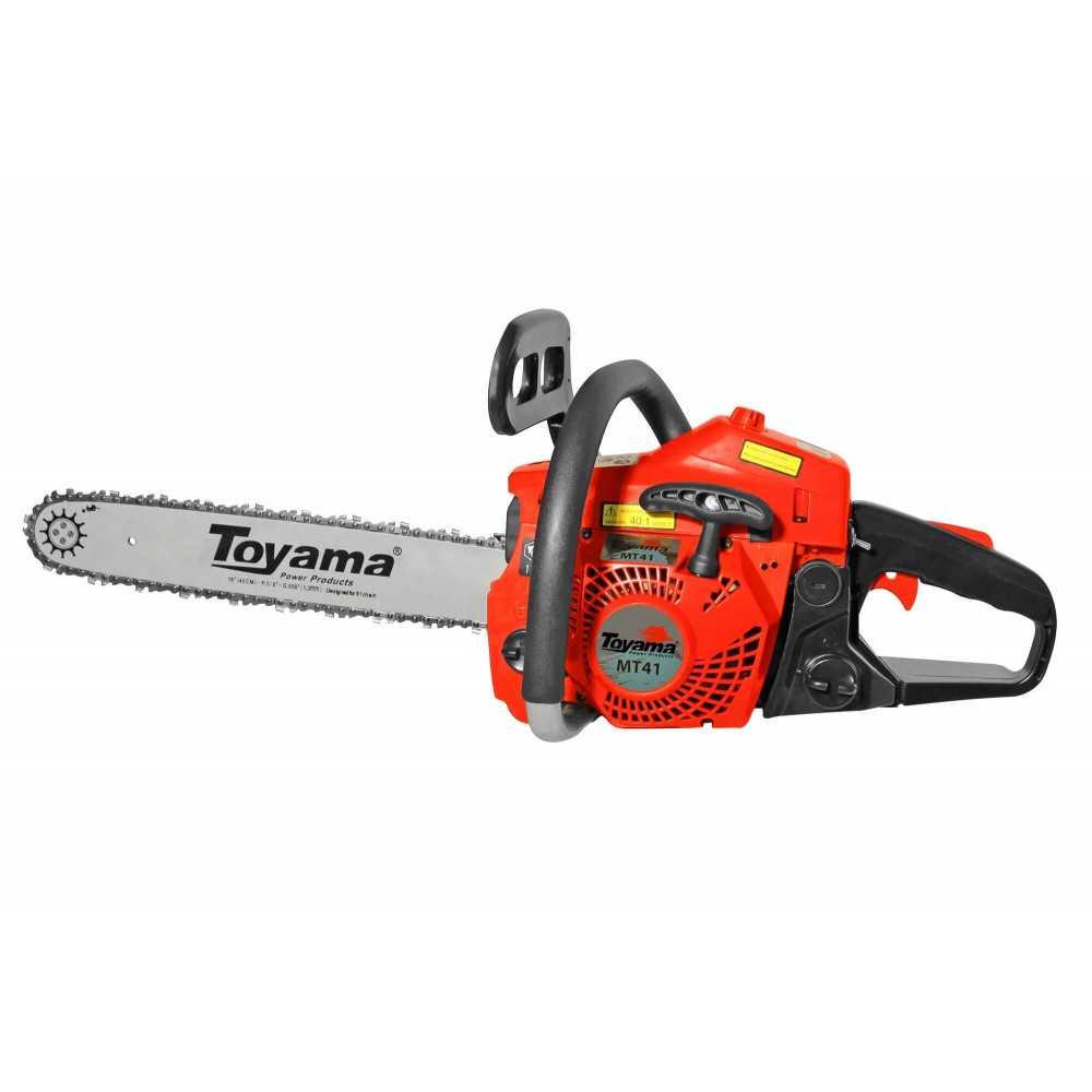 """Motosierra 16"""" 39.8 cc Toyama MT41-16"""