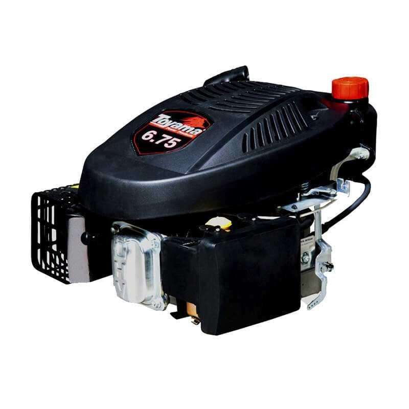 Motor para Cortacésped a Gasolina 200 cc 6.75 HP Toyama TE67V-1