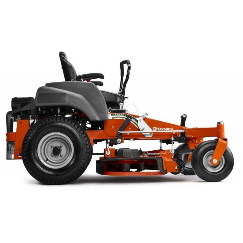 """Tractor 23 HP 48"""" Giro Zero MZ48 Husqvarna 967 2627-01"""