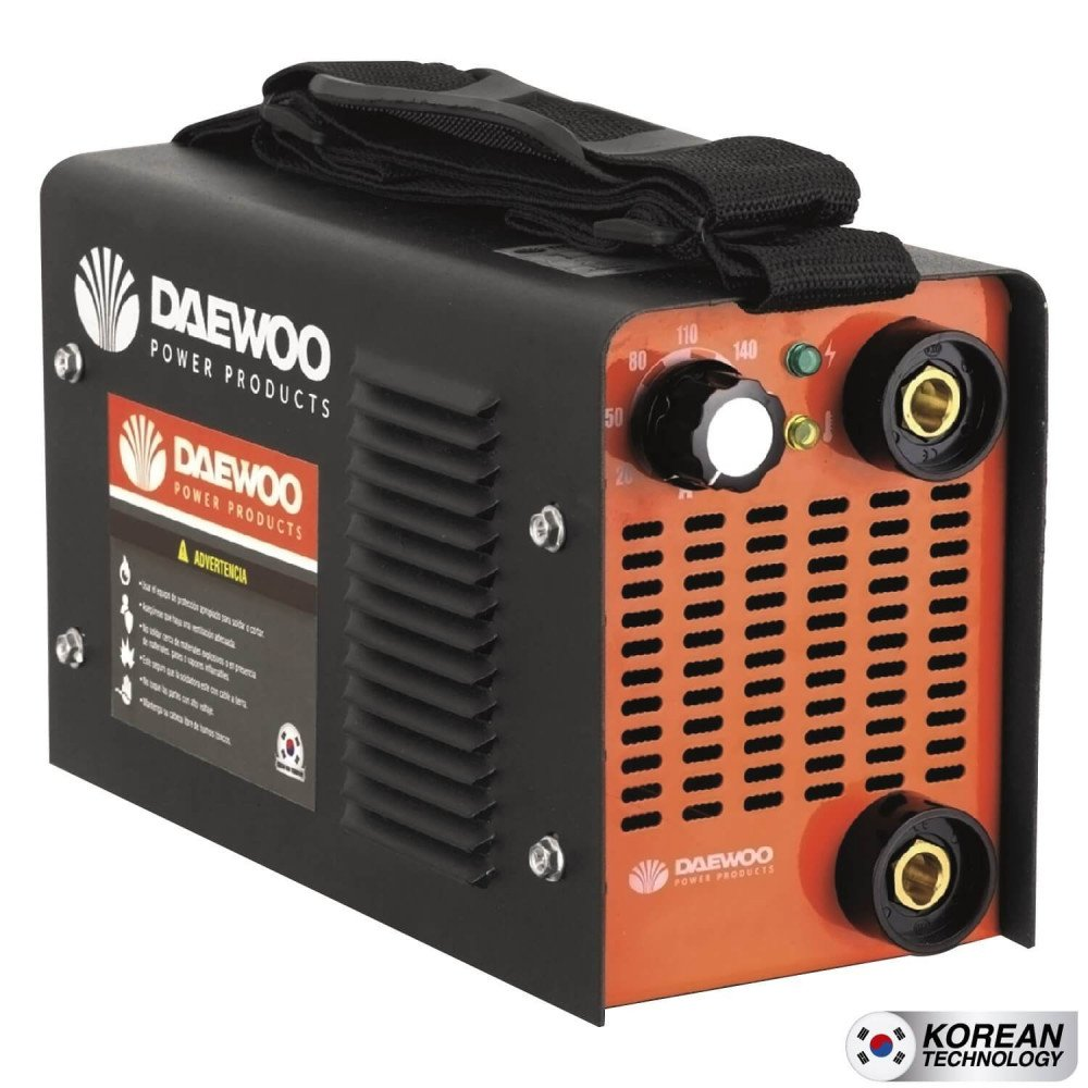 Soldadora Mini Inverter 120 AMP MINIDW120 Daewoo 7799034002953