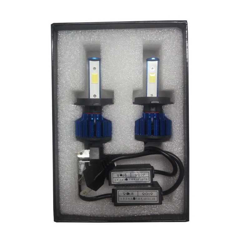 Ampolleta LED para Automóvil Foco Mayor 12-24V 24W H4 Beste 57F5H4LED