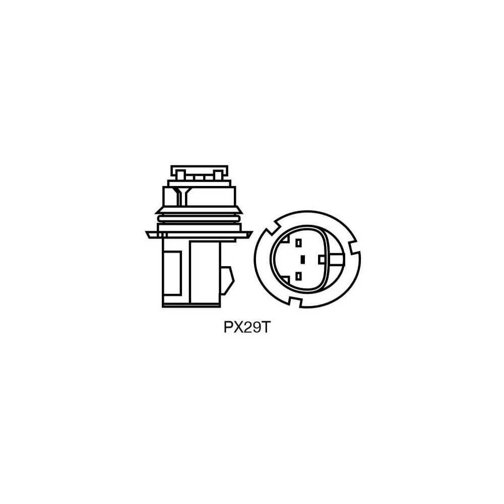 Ampolleta para Automóvil Foco Mayor 12V 65/55W 9007 Estándar Bosch 110986AL1535