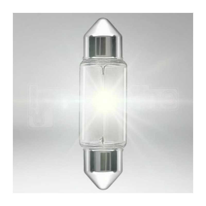 Ampolleta para Automóvil Secundaria / Luz Interior 12V 5W C5W SV8.5-6 Estándar Osram 576413