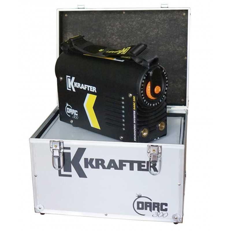 Soldadora MMA-Lift Tig 220A Darc 300 Krafter 4435000300300