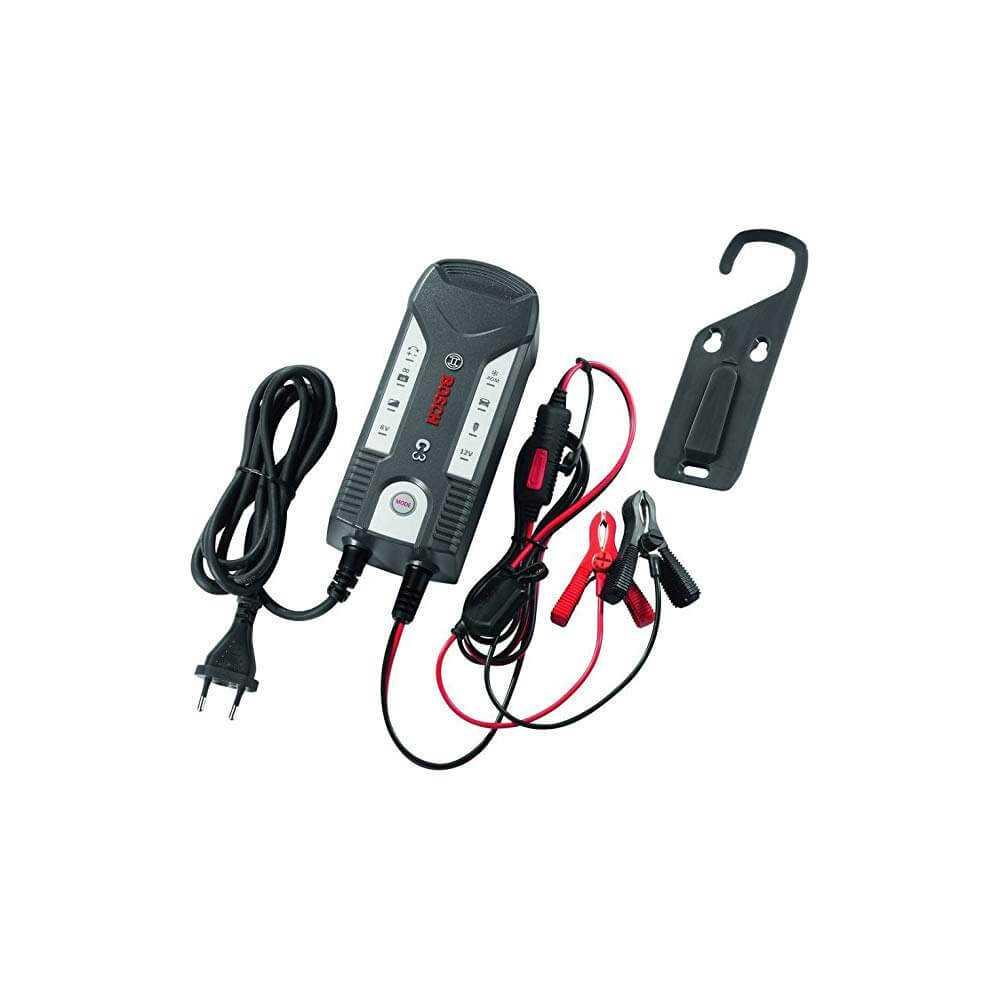 Cargador de Batería 6/12V C3 Bosch 22018999903M