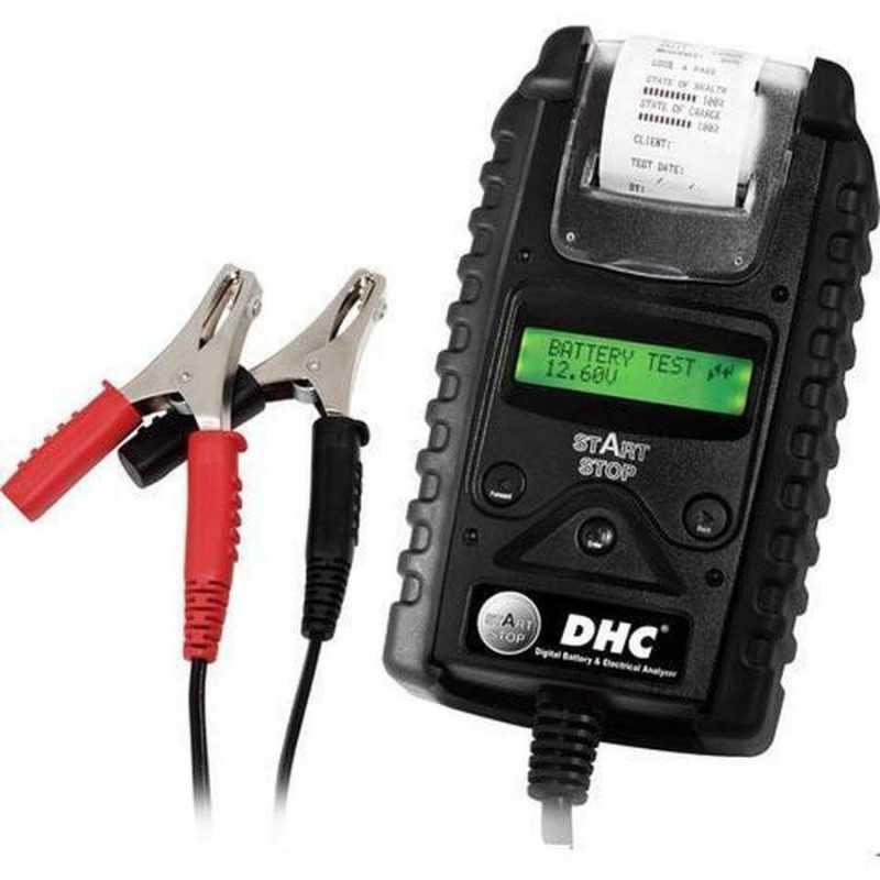 Tester de Batería Star-Stop 6/12/24V DHC 39DHC-BT521