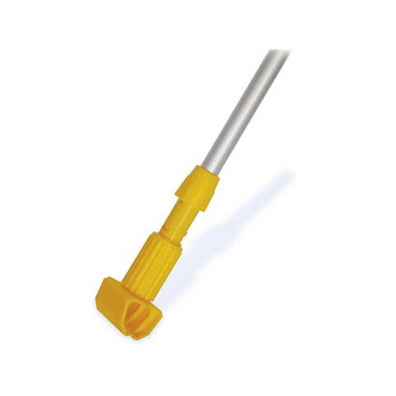 Porta Mopa T/Garra Plástico M/Aluminio caja 20 Und. Luster 7021000001066