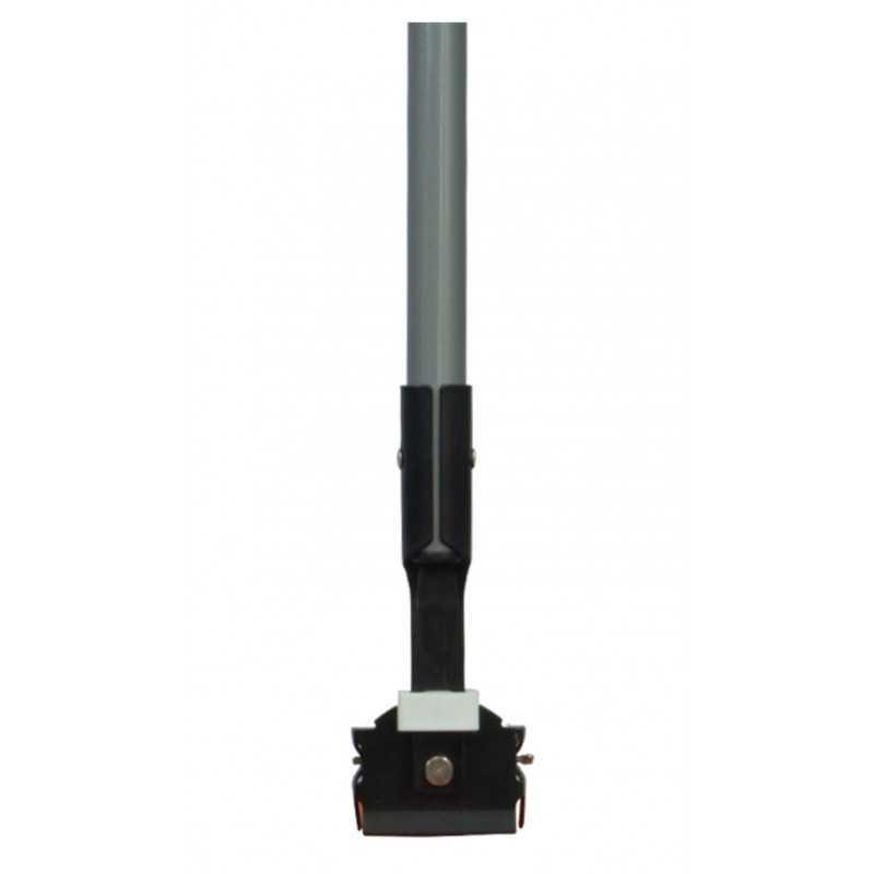 Porta Horquilla Metal Mango Aluminio caja 20 Und. Luster 7021000001039