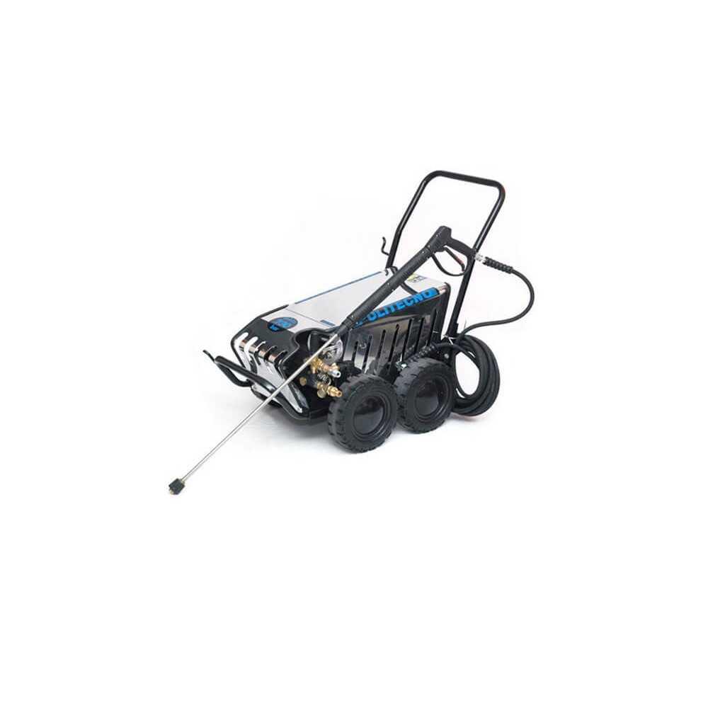 Hidrolavadora Agua fría MAXI 200.15 - 5.5 Kw Pulitecno 7023094500056