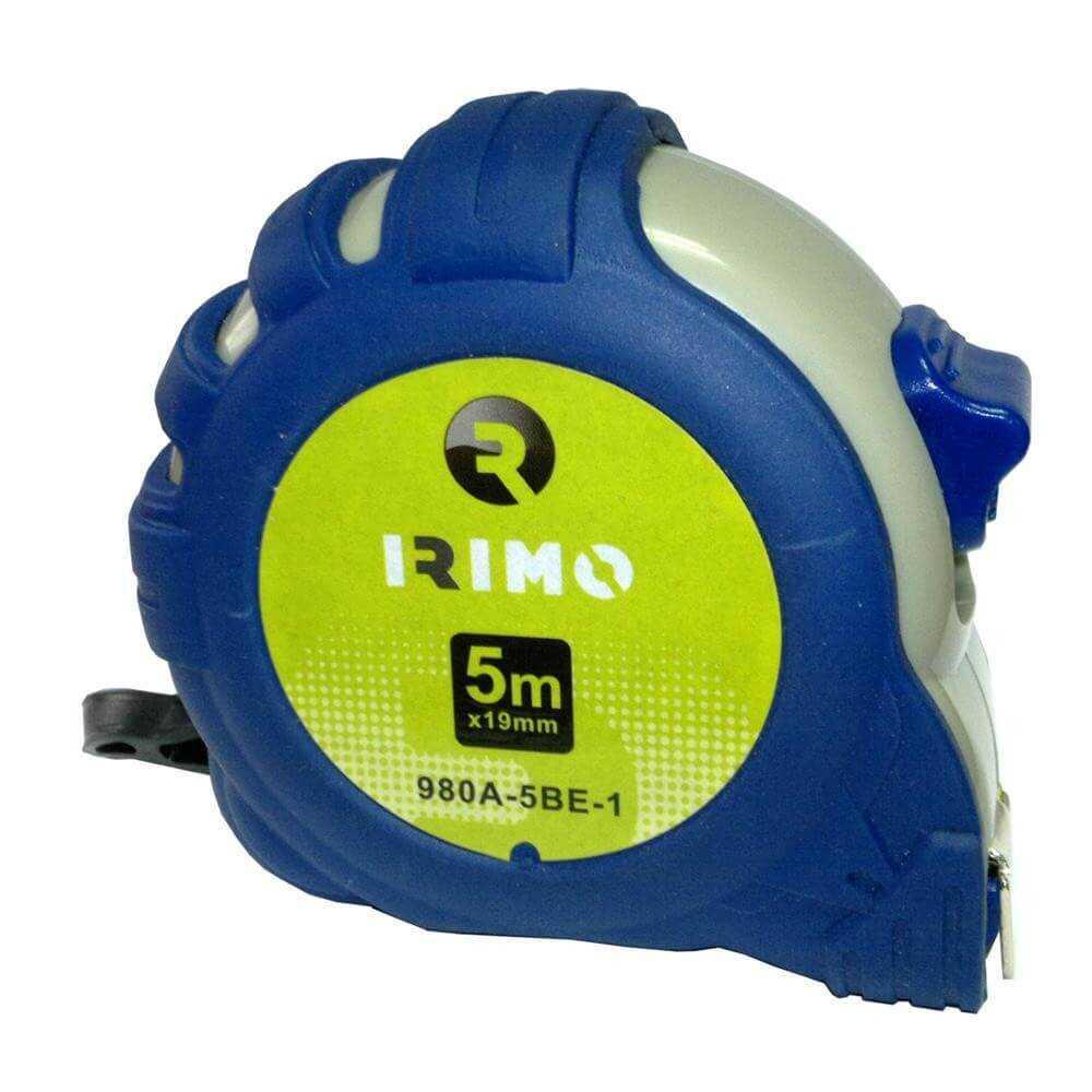 Huincha de Medir 5M Irimo 980A-5BE-1