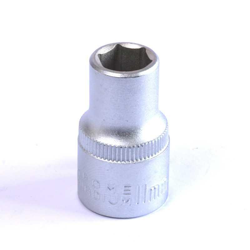 """Dado Hexagonal 11 MM Cuadrante 1/2"""" Endure DHE1211"""