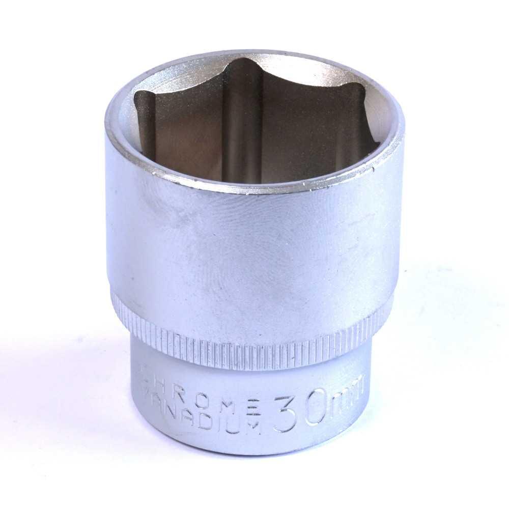 """Dado Hexagonal 30 MM Cuadrante 1/2"""" Endure DHE1230"""