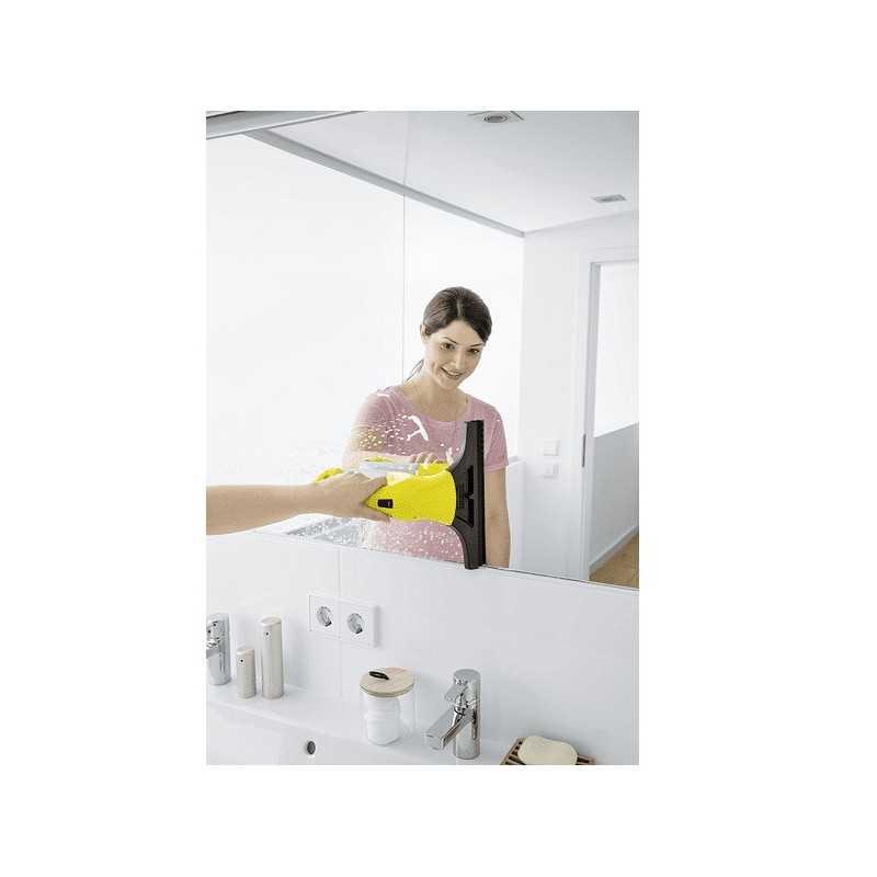Limpiadora - Aspirador de Vidrios a Batería Karcher WV1