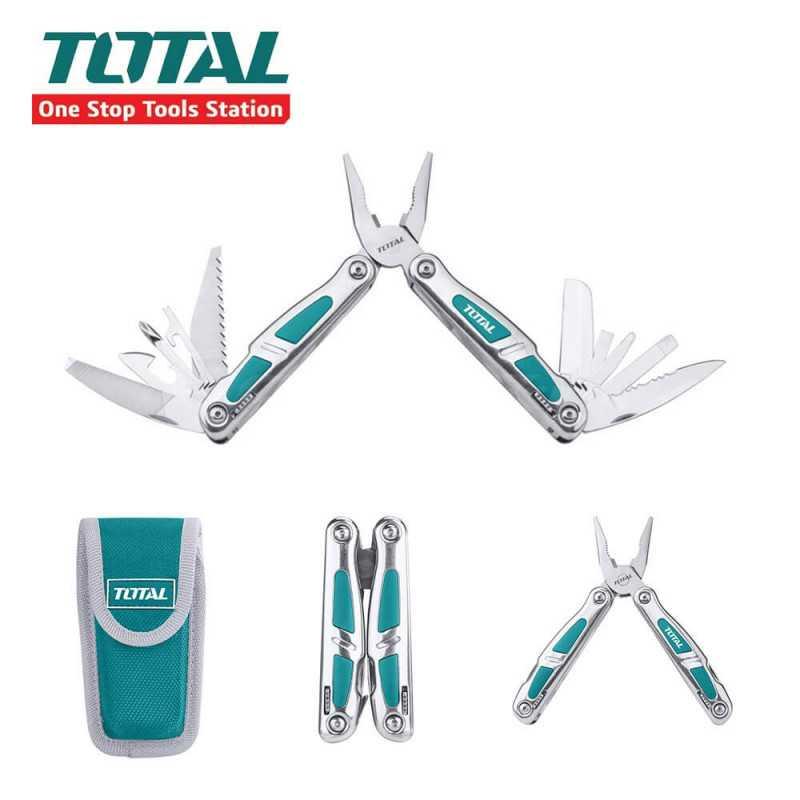 Alicate Multiuso 15 Funciones Total Tools TFMFT01151