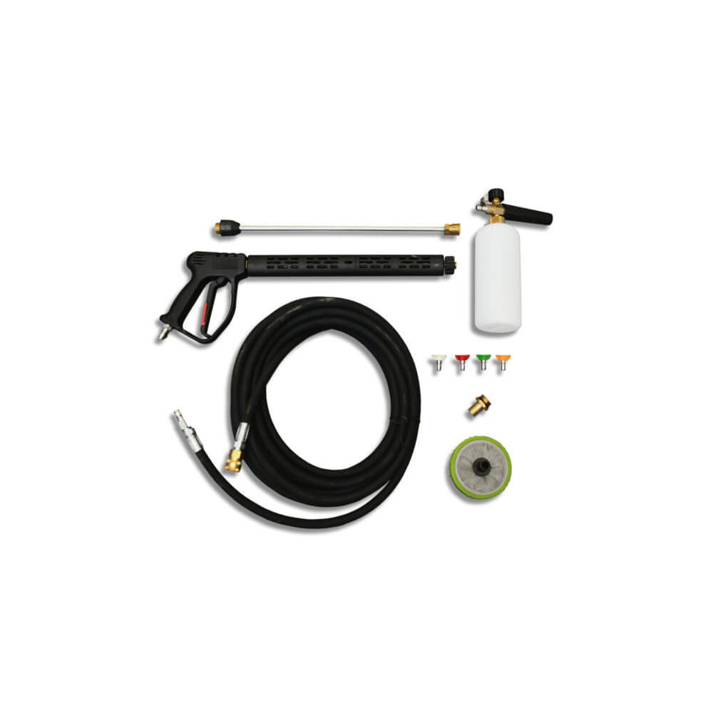 Hidrolavadora Agua Fría Industrial 150 Bar 4 HP 150.14 Luster 7052100200030