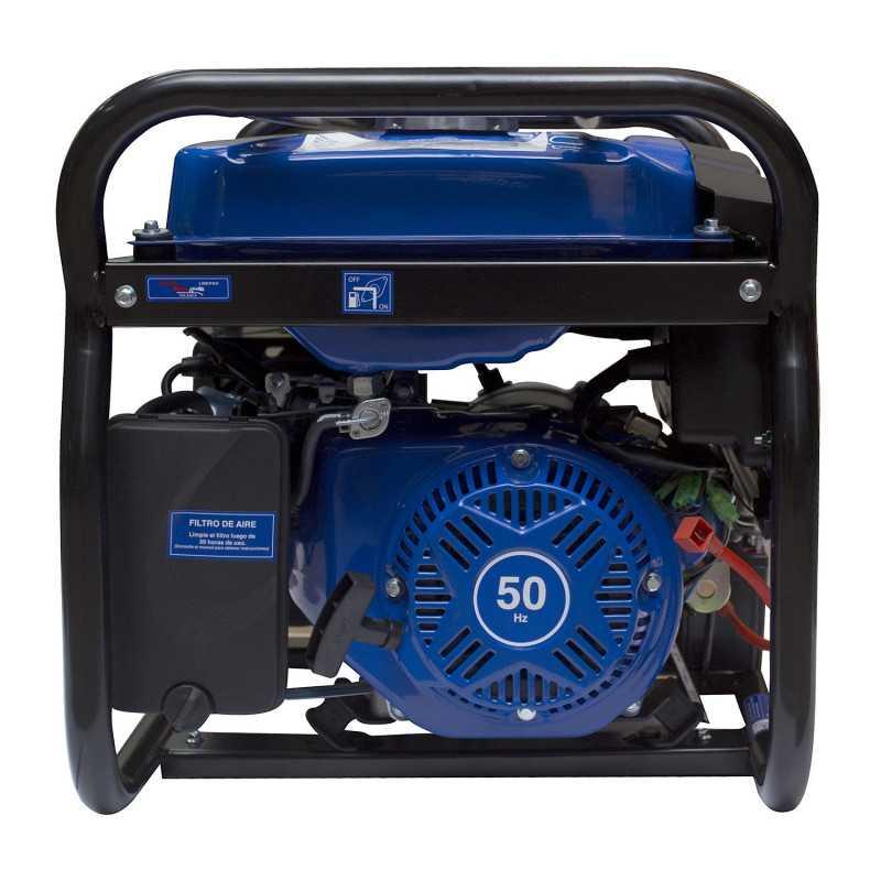 Generador Eléctrico Gasolina 7,5/8,3 Kw Partida eléctrica monofásico Abierto HYUNDAI 82HYG11050E