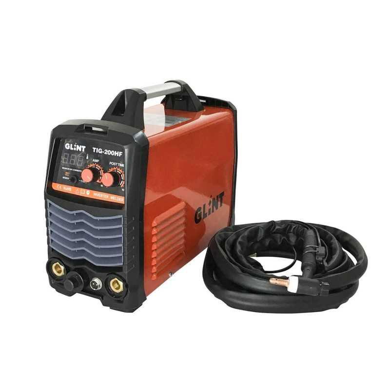 Soldadora Inverter-200HF MMA/TIG 220V 200A Glint MET-2200220
