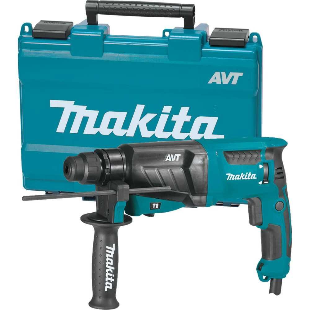 Rotomartillo SDS-PLUS 800W 26MM Makita HR2631FT