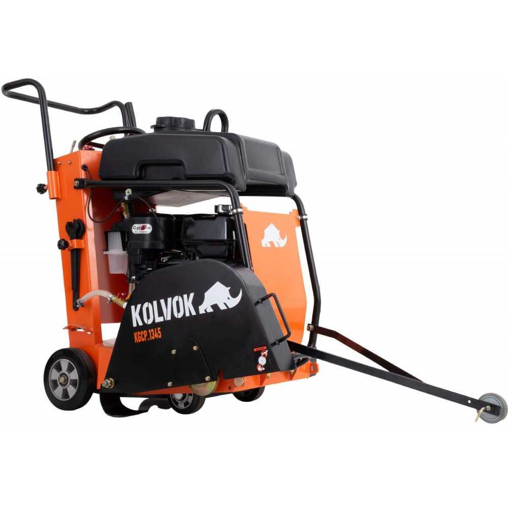 Cortadora de Pavimento a Gasolina 13 HP KGCP1345 Kolvok 103011612