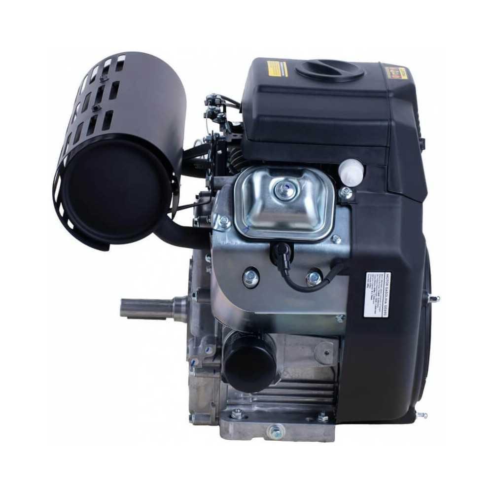 Motor Bencinero 22 hp Partida Eléctrica GE690 Power Pro 103011600