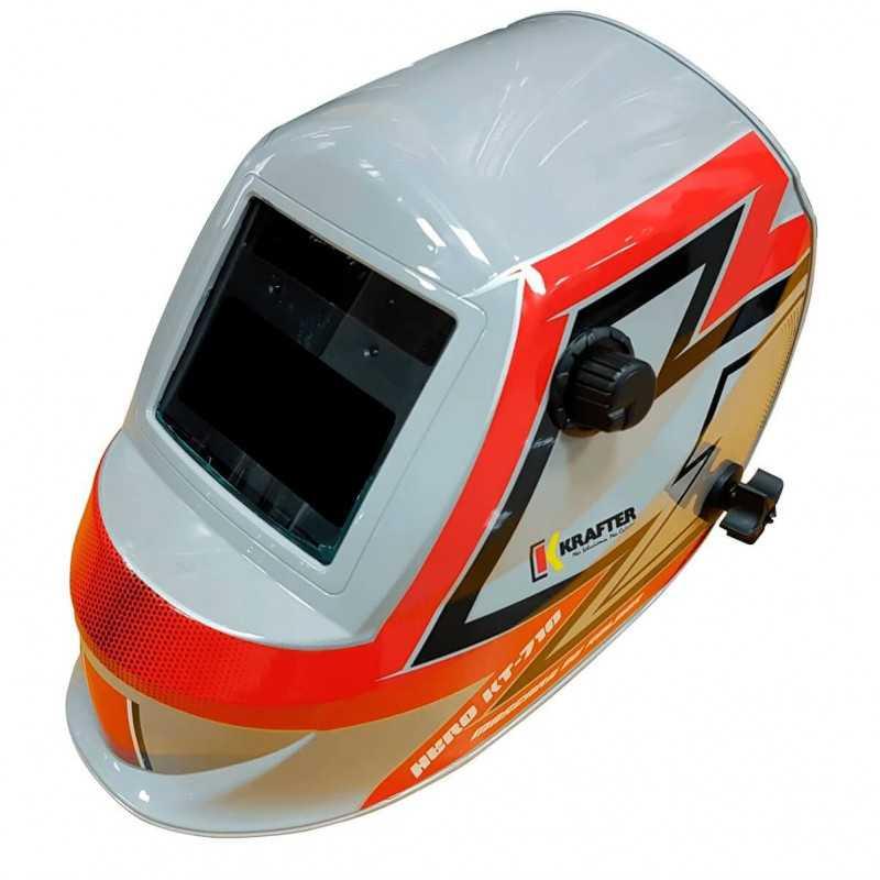Máscara para soldar fotosensible KT 771 Hero Krafter 4446000001555