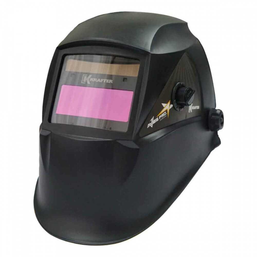 Máscara para soldar fotosensible New Pro Krafter 4467000000101