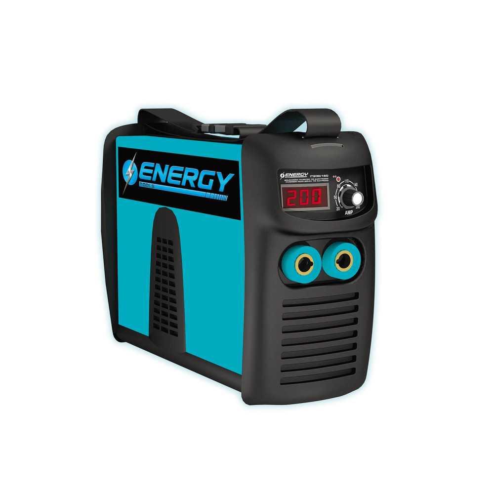 Soldadora Inverter Tig Electrodo It 200A Electrodo It 200 Energy Energy MI-ENE-050727