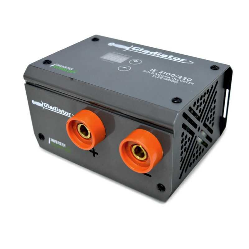 Soldadora Inverter Arco Manual Electrodo 100A IE 4100/220 Gladiator MI-GLA-053632