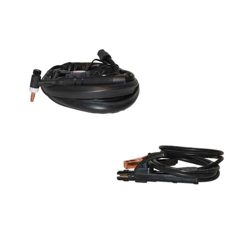 Soldadora Inverter Arco Manual y Tig 200A AF IT8200 Gladiator MI-GLA-051666