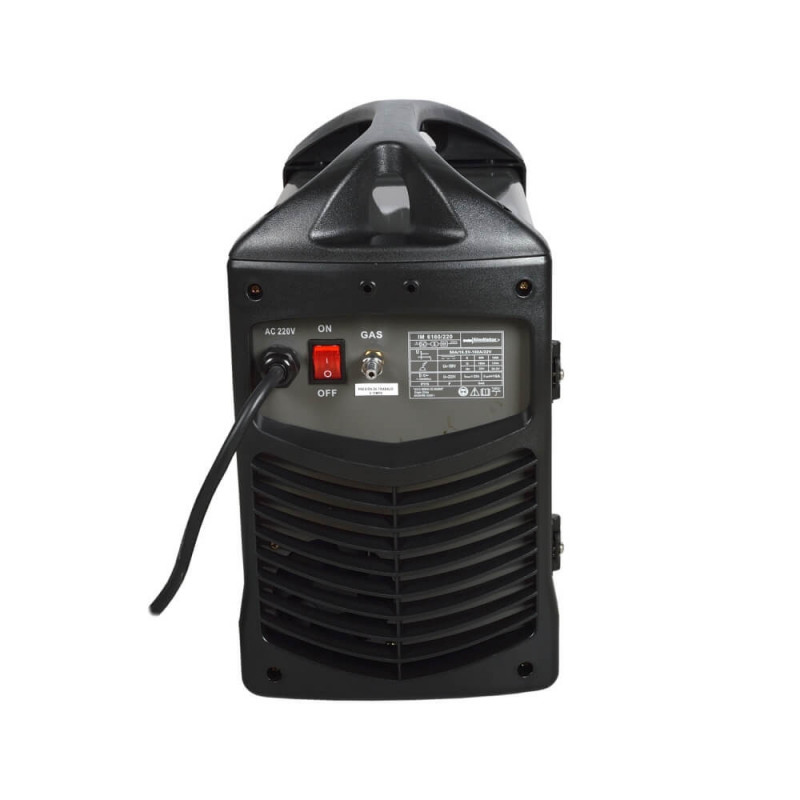 Soldadora INVERTER MIG 160 Amp IM 6160/220 Gladiator MI-GLA-053650