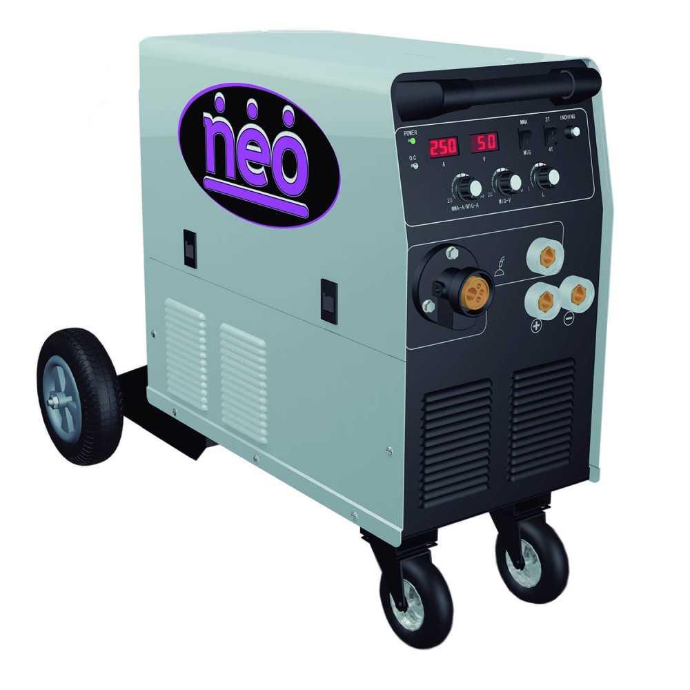 Soldadora Inverter MIG-MAG ARCO 250A IME 9250/2/220M Neo MI-NEO-050724