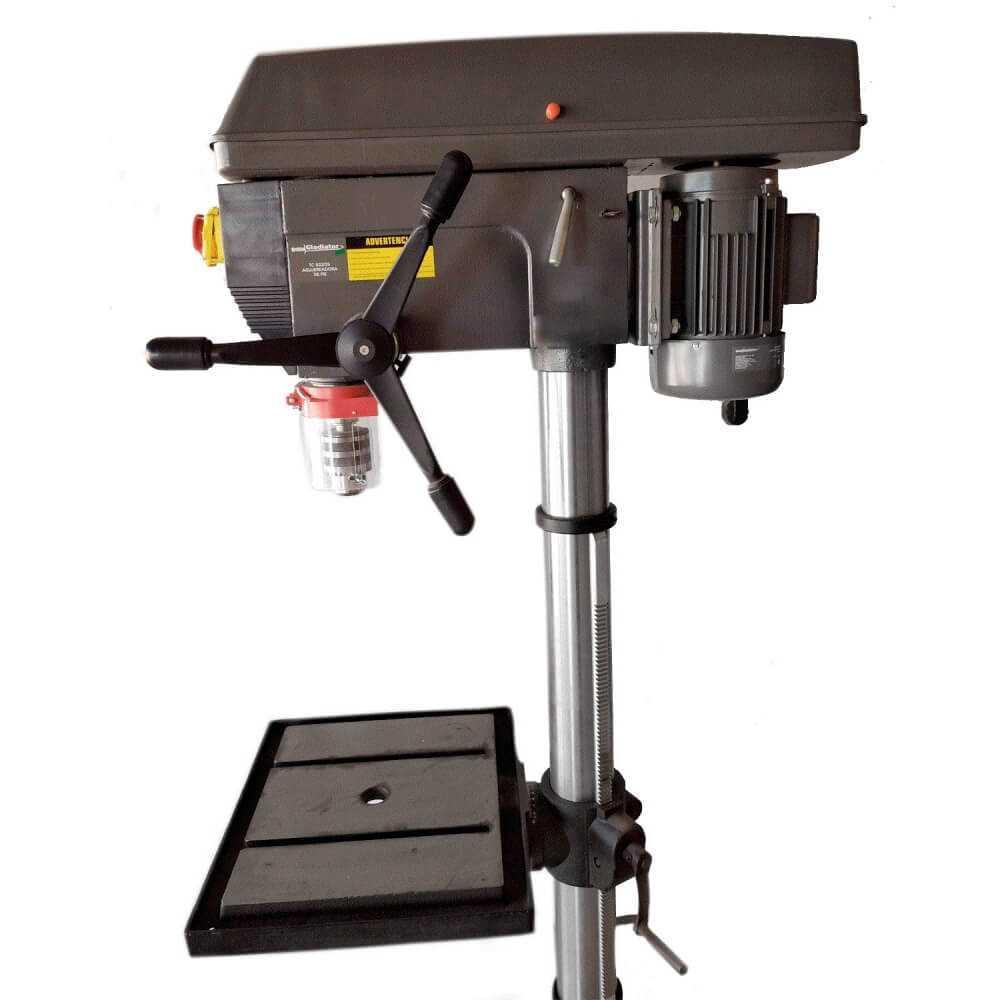 Taladro Pedestal 32mm 1500w TC932/25 Gladiator MI-GLA-052285