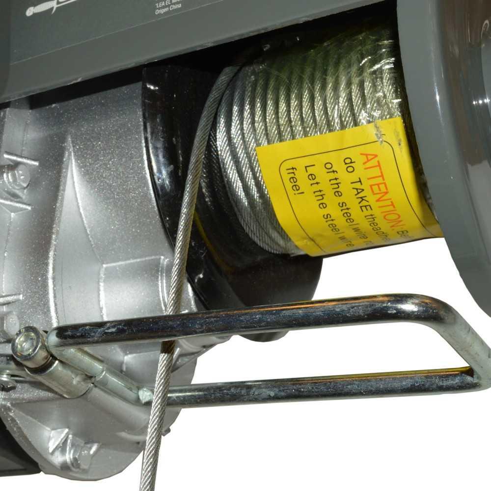 Tecle Eléctrico 600kg 1050w Alzada 6-12MT AP 8600 Gladiator MI-GLA-051737